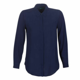 Benetton  MAGNOLIA  women's Blouse in Blue