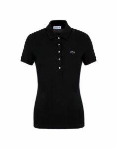 LACOSTE TOPWEAR Polo shirts Women on YOOX.COM