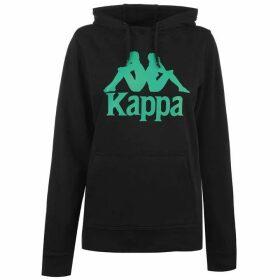 Kappa Zimim Hoodie Women's - Black/Green