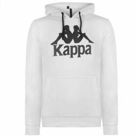 Kappa Zimim Hoodie - White/Black