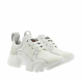 Givenchy Sneakers - Low JAW Sneakers Neoprene Leather White - white - Sneakers for ladies