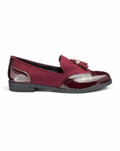 Jessica Loafers Wide Fit