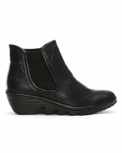 Fly London Phil Wedge Chelsea Boots