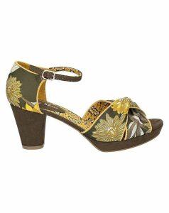 Ruby Shoo Xanthe Twist Sandal