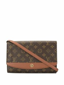 Louis Vuitton Pre-Owned Monogram shoulder bag - Brown