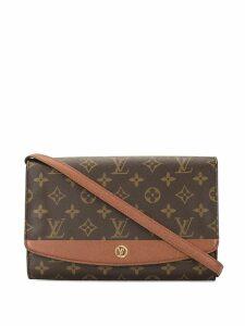 Louis Vuitton pre-owned Monogram shoulder bag - Brown