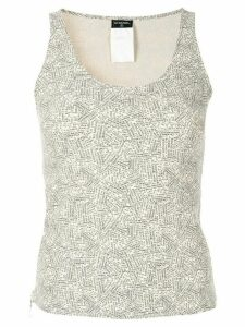 Chanel Pre-Owned 1999 Sleeveless Tops - NEUTRALS