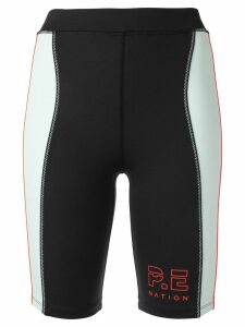 P.E Nation Camber bike shorts - Black