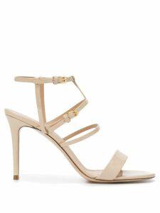 Deimille strappy design sandals - Neutrals
