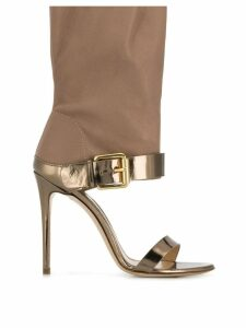 Deimille open-toe sandals - Neutrals