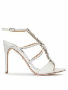 Badgley Mischka Faye sandals - White