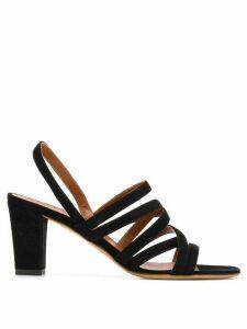Michel Vivien Raise sandals - Black