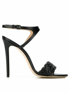 Deimille open-toe sandals - Black