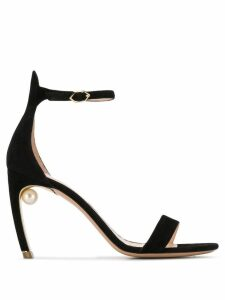 Nicholas Kirkwood Mira sandals - Black