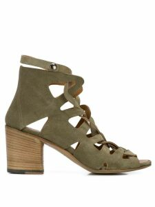 Alberto Fasciani strappy sandals - Brown