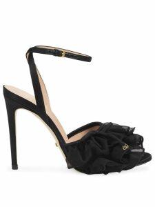 Gucci High heel tulle sandal - Pink