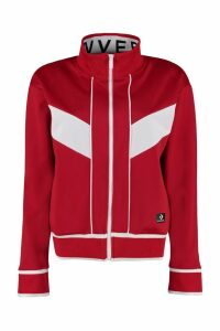 Converse Cotton-blend Zip Sweatshirt