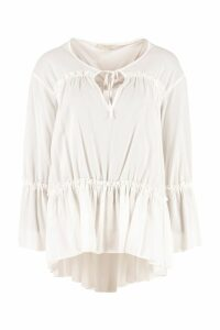LAutre Chose Blouse With Ruffles