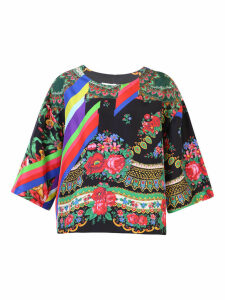 Pierre-Louis Mascia Printed Blouse