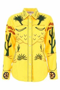 Jessie Western Embroidered Shirt