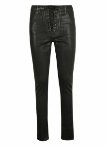 J Brand Lace-up Jeans