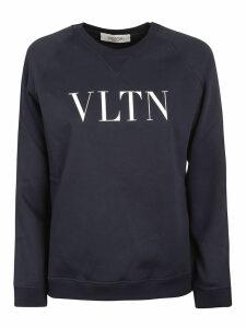 Valentino Logo Print Sweatshirt