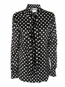 Moschino Polka Dot Print Shirt