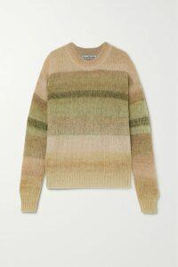 Castañer - + Missoni Kenda Crochet-knit Espadrilles - White