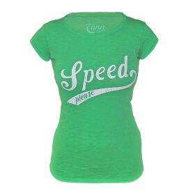 Tonn - Ladies Speed Tee Green