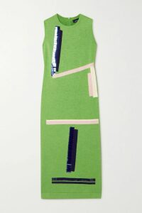 Lisa Marie Fernandez - Zip-detailed Stretch-pvc Shorts - Black