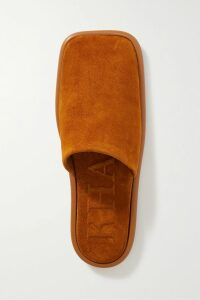 Three Graces London - Angelique Metallic Striped Ramie Blouse - Yellow