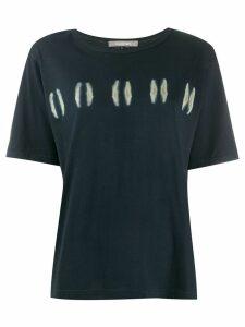Suzusan graphic print T-shirt - Blue