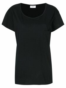 The White Briefs Paris T-shirt - Black