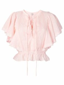 Temperley London Beaux blouse - Pink