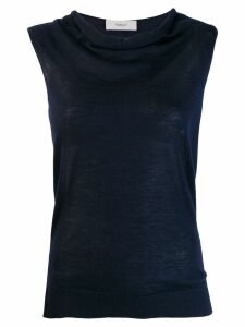 Pringle of Scotland light tank top - Blue