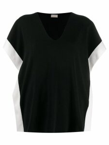 MRZ v-neck jumper - Black