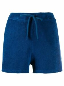 Majestic Filatures towelling shorts - Blue