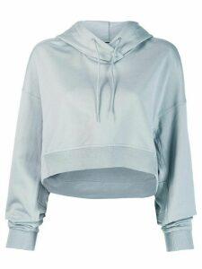 Y-3 Yohji Love hoodie - Grey