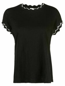 Cinq A Sept Eve T-shirt - Black