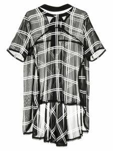 Taylor Tie Capsule blouse - Black