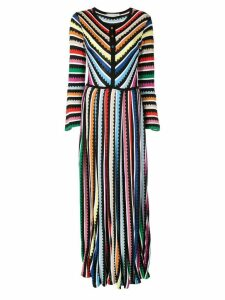 Mary Katrantzou striped dress - Multicolour