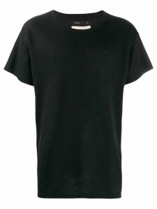 Frenckenberger oversized T-shirt - Black