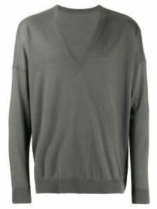 Frenckenberger oversized sweatshirt - Grey