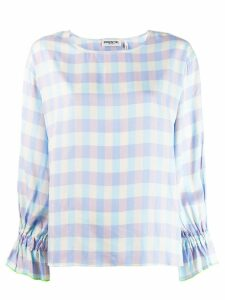 Essentiel Antwerp snap blouse - Blue