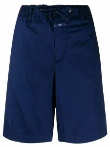 Closed cargo shorts - Blue