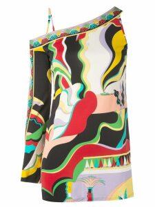 Emilio Pucci La Villa print blouse - Multicolour