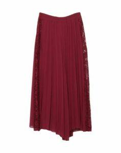 BERNA SKIRTS 3/4 length skirts Women on YOOX.COM