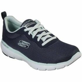 Skechers  Flex Appeal 3.0 First Insight Trainers  women's Trainers in Blue