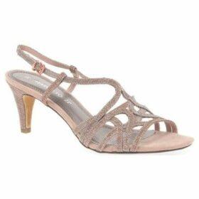 Marco Tozzi  Lockton Womens Sandals  women's Sandals in Pink