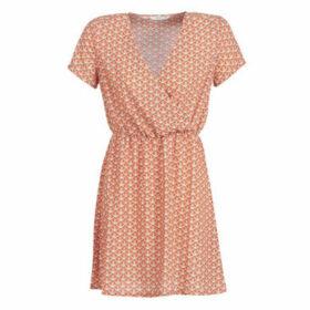 Only  ONLTULIPE  women's Dress in Orange